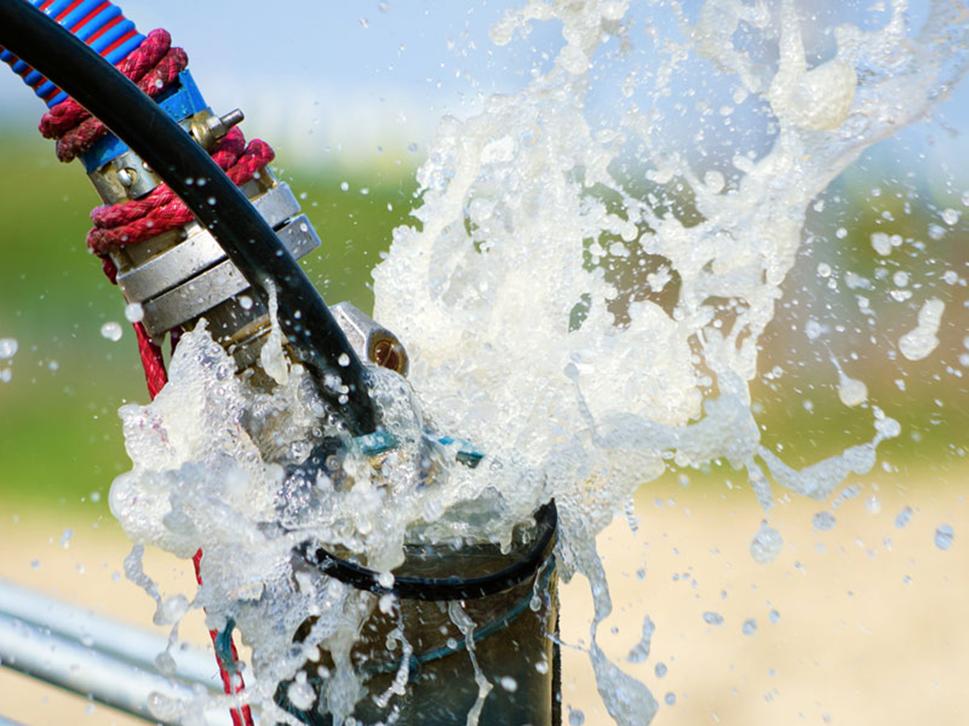 Limpieza de Pozos de Aguas Subterráneas